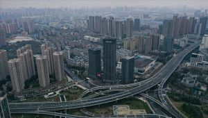 Η αντιπροσωπεία του ΠΟΥ συνεργάζεται με τις κινεζικές αρχές στο Γουχάν.
