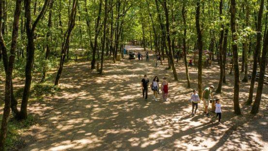 Το μεγαλύτερο πάρκο άγριας ζωής της Ευρώπης φιλοξένησε 5 εκατομμύρια επισκέπτες