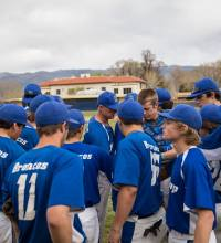 BUHS Broncos Varsity Baseball - Go Blue.