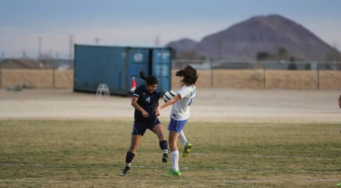 Bronco Girls Soccer vs Frazier Mt