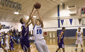 Lone Pine Basketball is Rolling