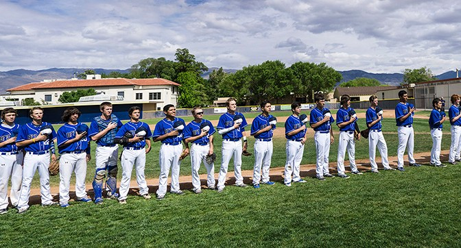 Broncos complete sweep of Frazier