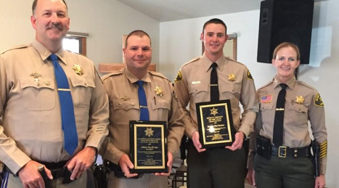 Bridgeport Christian Fellowship Honors top Cops