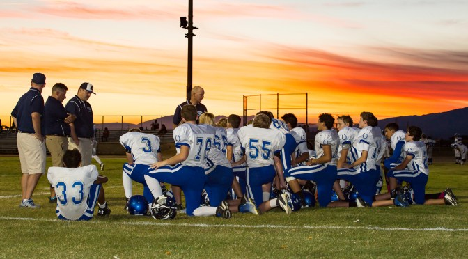 BUHS Football Photos