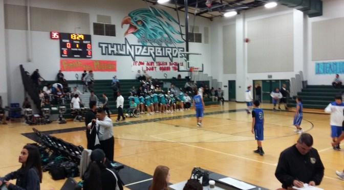 Thunderbird Comeback Ends Bishop Union's Season