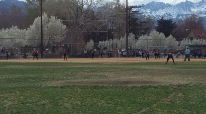 BUHS Softball opens the season