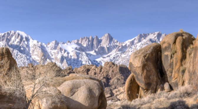 MOUNT WHITNEY SEARCH ENDS IN TRAGEDY