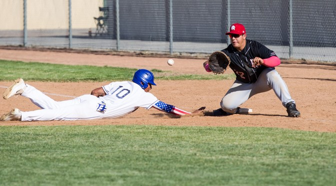 BRONCO BATS SILENT VS ROSAMOND