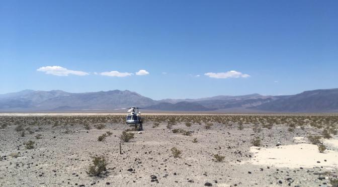 Select Death Valley Facilities Closing