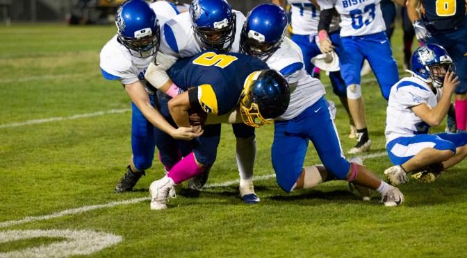 Bronco Varsity Win in Kern Valley