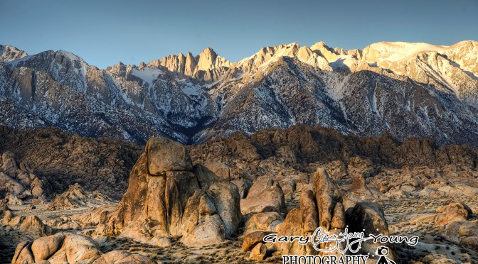 Alabama Hills National Scenic Area Signed Into Law