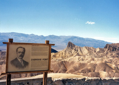 Body Discovered in Death Valley