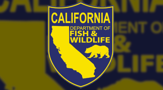 California Department of Fish and Wildlife Implement Online Hunter Education Classes