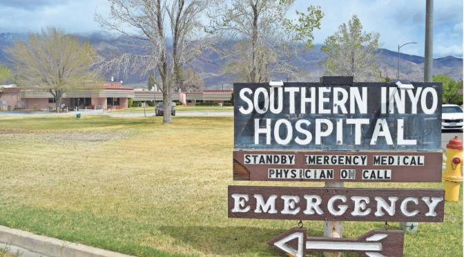 Southern Inyo Hospital Reaches Payment Plan With Creditors