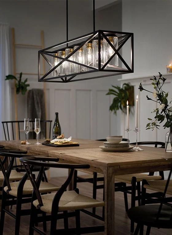 lighting for the modern farmhouse style