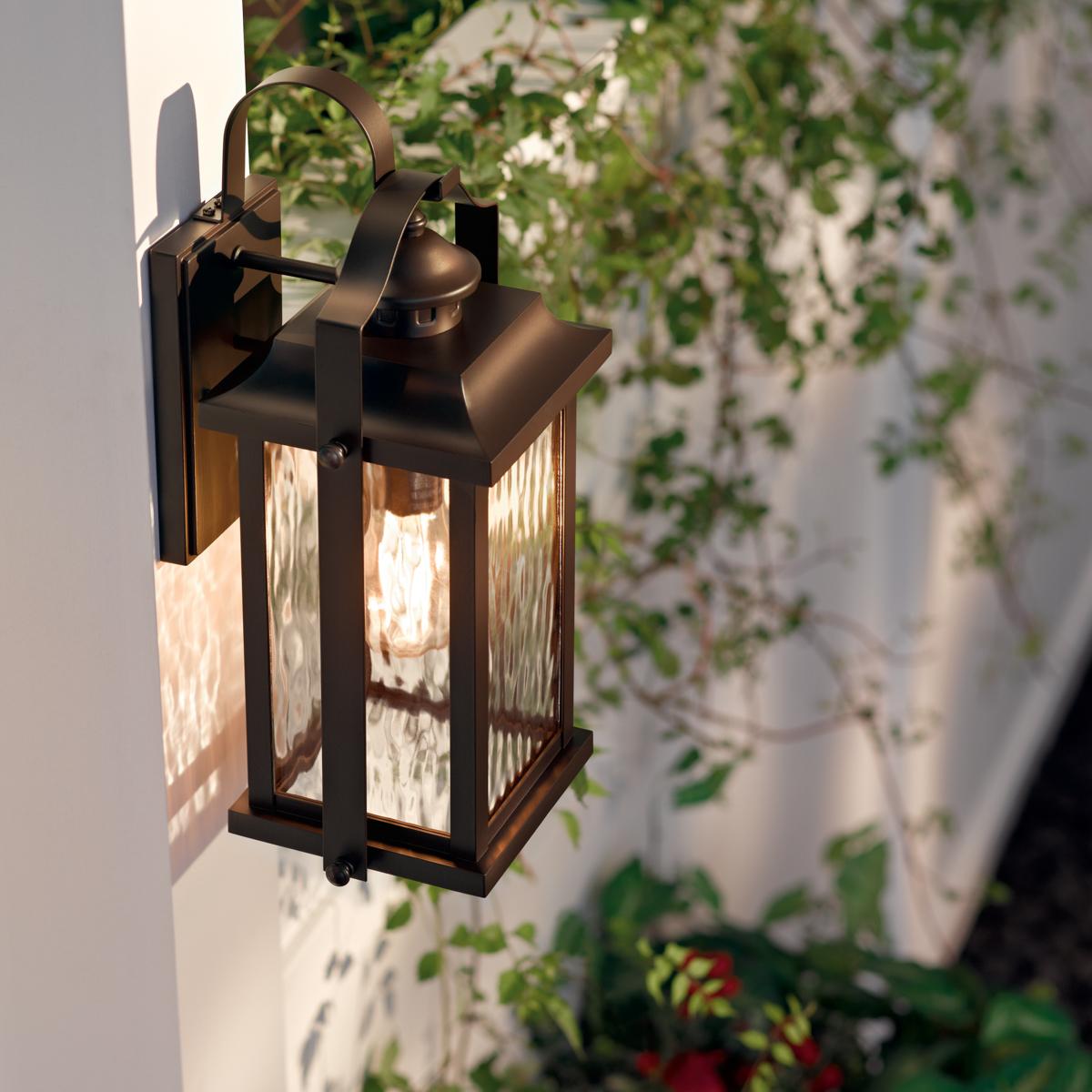 linford 17 25 1 light wall light olde bronze