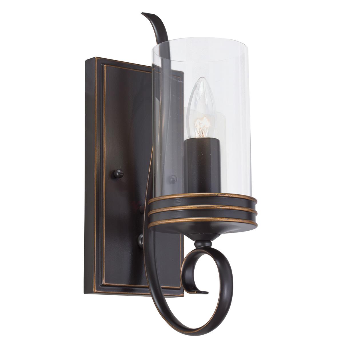 Diana 1 Light Wall Sconce Olde Bronze® | Kichler Lighting on Kichler Olde Bronze Wall Sconce id=94043