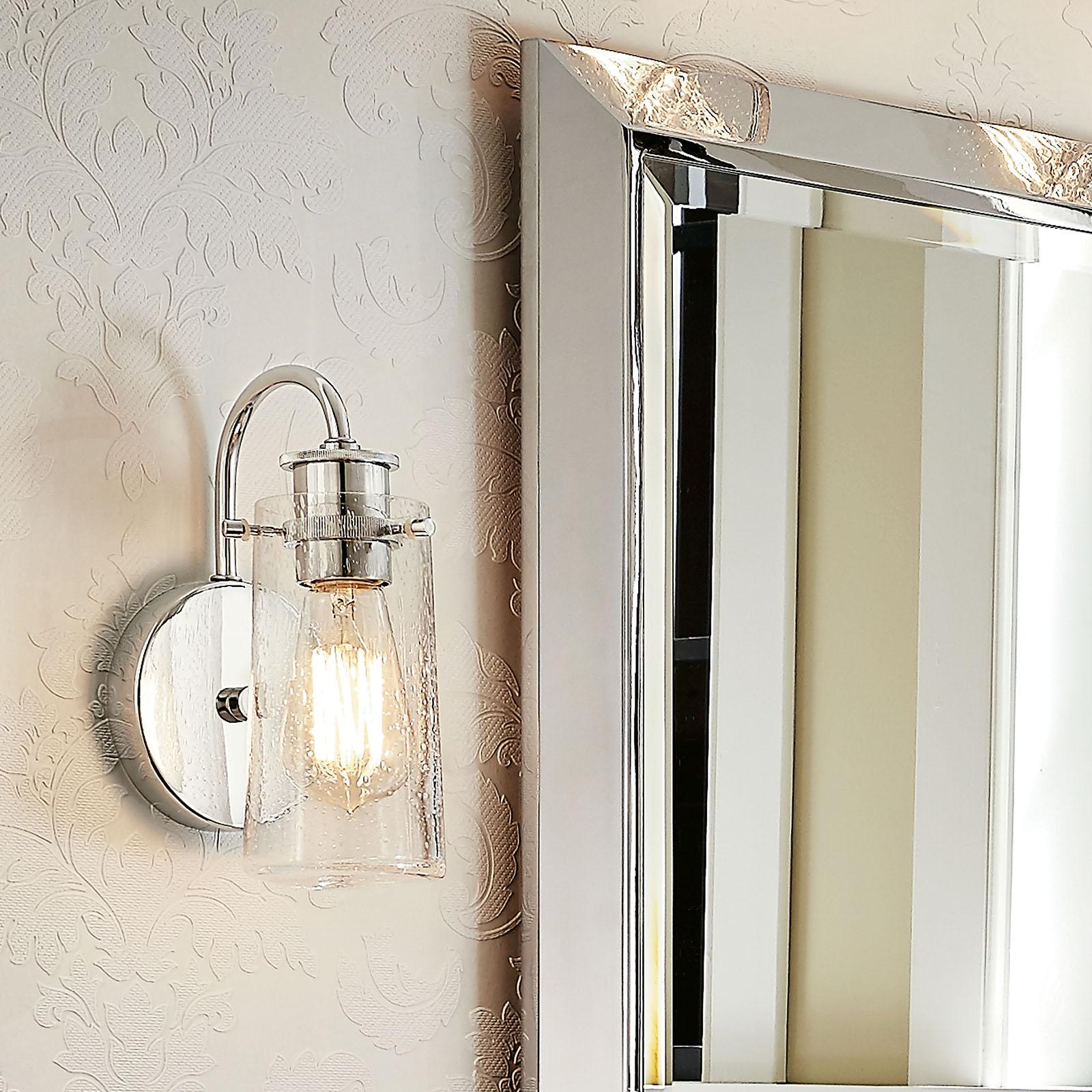 Braelyn 1 Light Wall Sconce Olde Bronze® | Kichler Lighting on Kichler Olde Bronze Wall Sconce id=85528