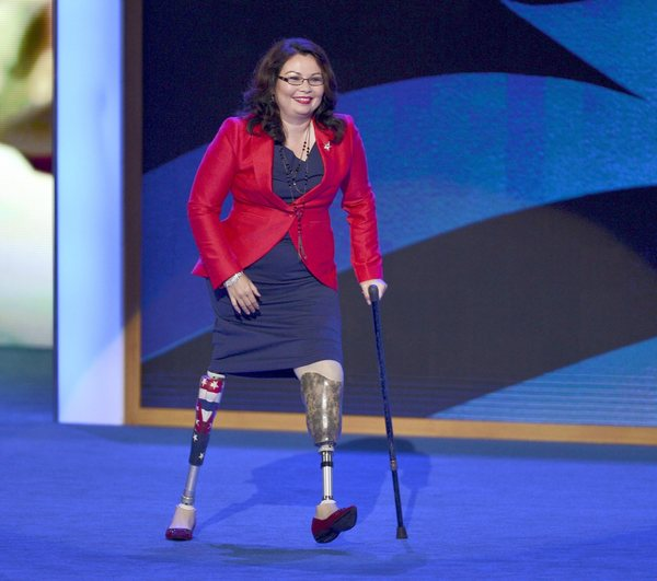 Image result for photos of tammy duckworth