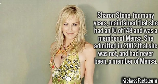 1982 Sharon Stone