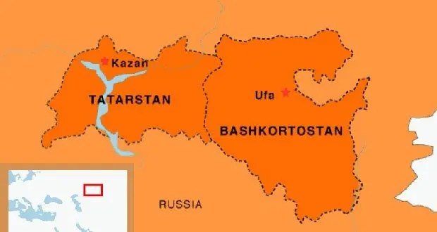 Tatarstan & Bashkortostan