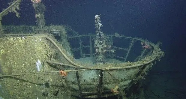 25 Interesting Facts About Sunken Ships And Subs