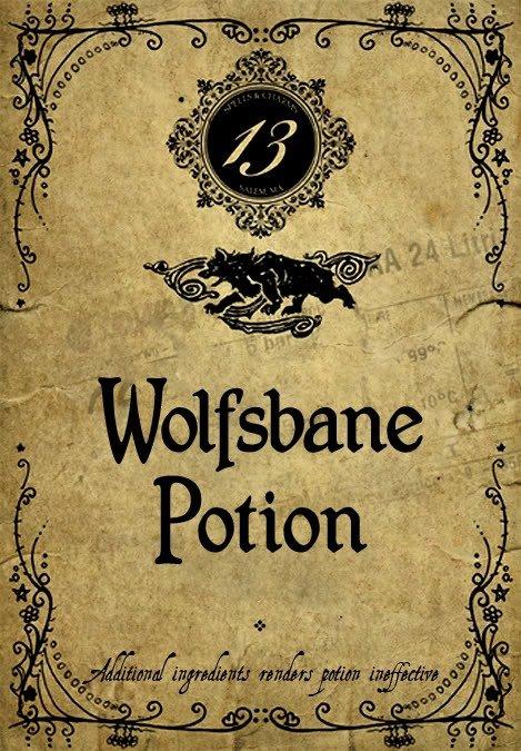 The Wolfsbane Potion