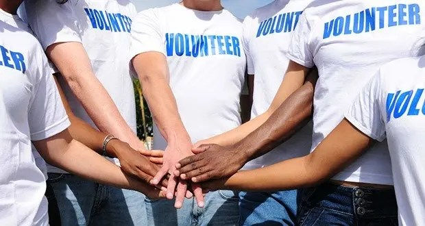 02. Volunteer