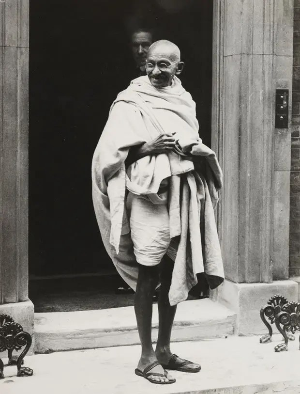 gandhiji standing coloring pages - photo#33