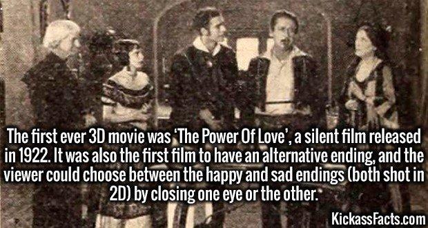 Power Of Love Film
