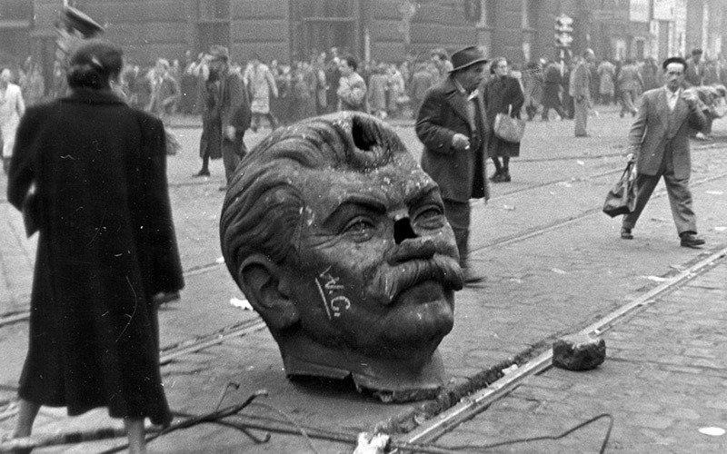 02. Stalin's head
