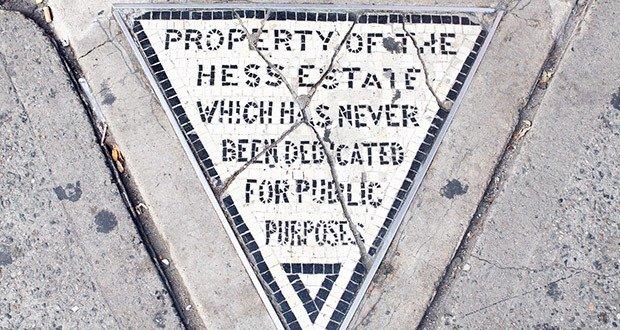 Hess triangle