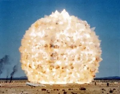 the colossal fireball