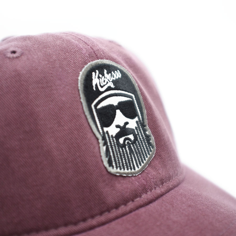 casquette_dad_driverbarbe_wine_detail