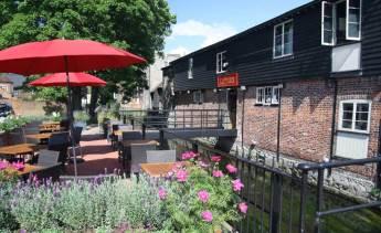 terrace cafe du soleil