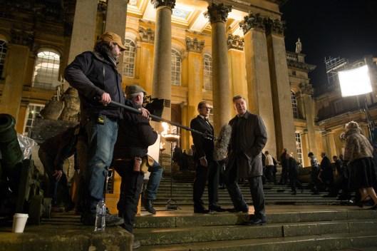 blenheim palace film set