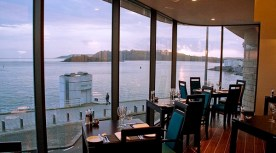 where to eat in Plymouth, Rhodes@The Dome