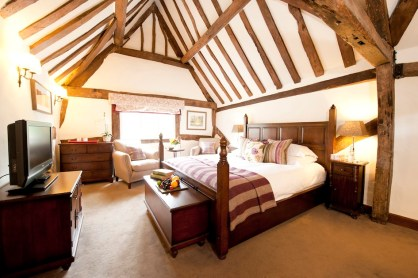 historic rooms at the inn....