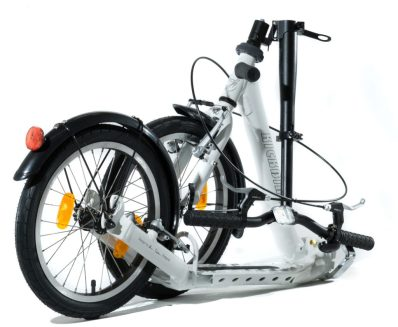"Trottinette roue 16"" CliX Kickbike"