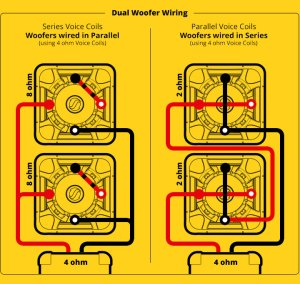 Subwoofer, Speaker & Amp Wiring Diagrams   KICKER®