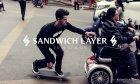 根植于本土街头的滑板文化,SANDWICH LAYER 2016 春夏系列造型目录