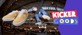 KickerGoods15 – 轻轻松松,小小虎风格出场!