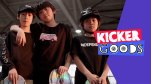 KickerGoods – MORE 滑板公园小鬼当家,实力三连|文末福利