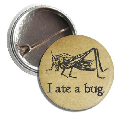 I Ate a Cricket