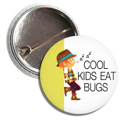 Kids Eat Bugs