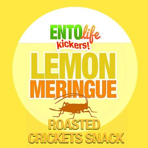 Edible Crickets Flavor Lemon Meringue