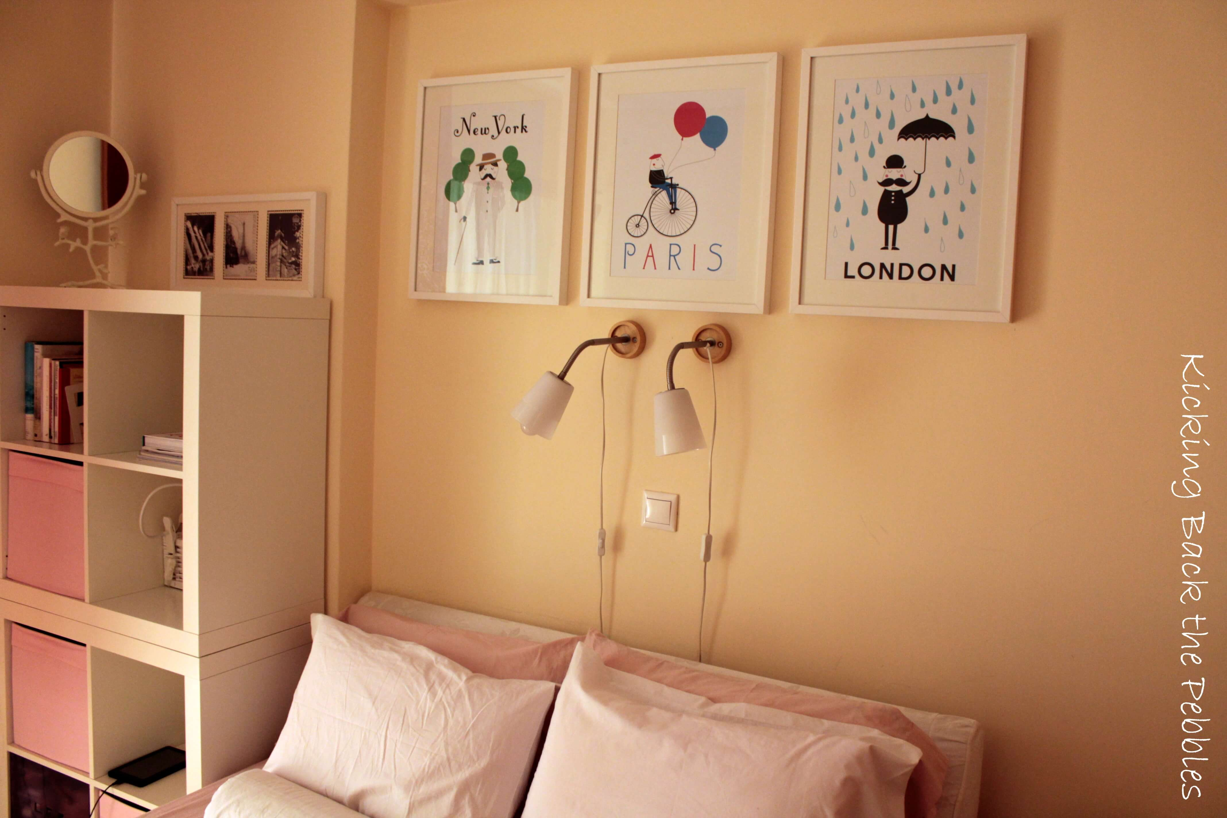 TRILLING poster set (IKEA)
