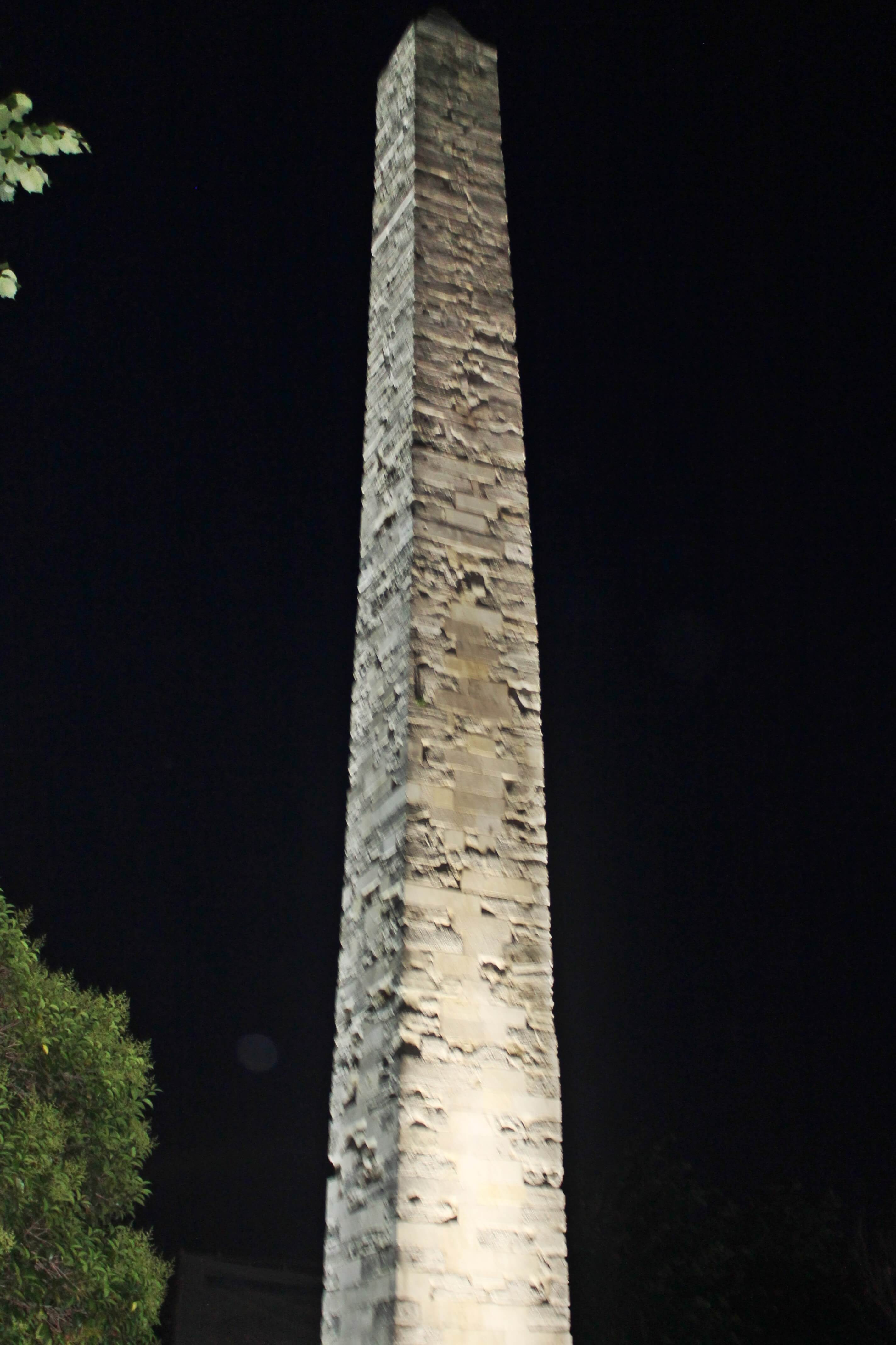 The Hippodrome of Constantinople_The Walled Obelisk