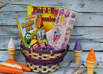 Six Affordable Non Food Items For Easter Baskets