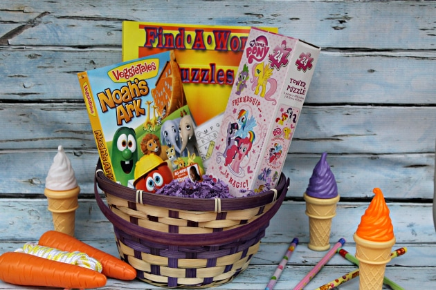 Non Food Items For Easter Baskets
